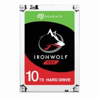 Seagate IRONWOLF NAS HDD 10TB (ST10000VN0004)