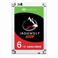Seagate IRONWOLF NAS HDD 6TB (ST6000VN0033)