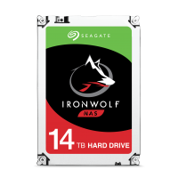 Seagate IRONWOLF NAS HDD 14TB (ST14000VN0008)