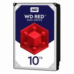 WD RED NAS HDD 10TB (WD100EFAX)