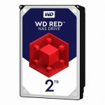 WD RED NAS HDD 2TB (WD20EFAX)